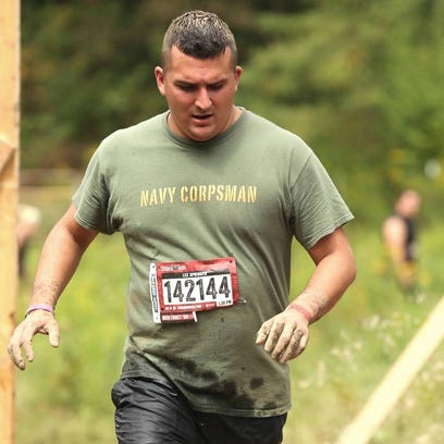 Lee Springer competes in 5Ks and mud runs, and has