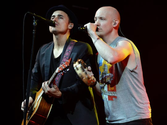 The Fray are one of the highlights of the Waterfest schedule.