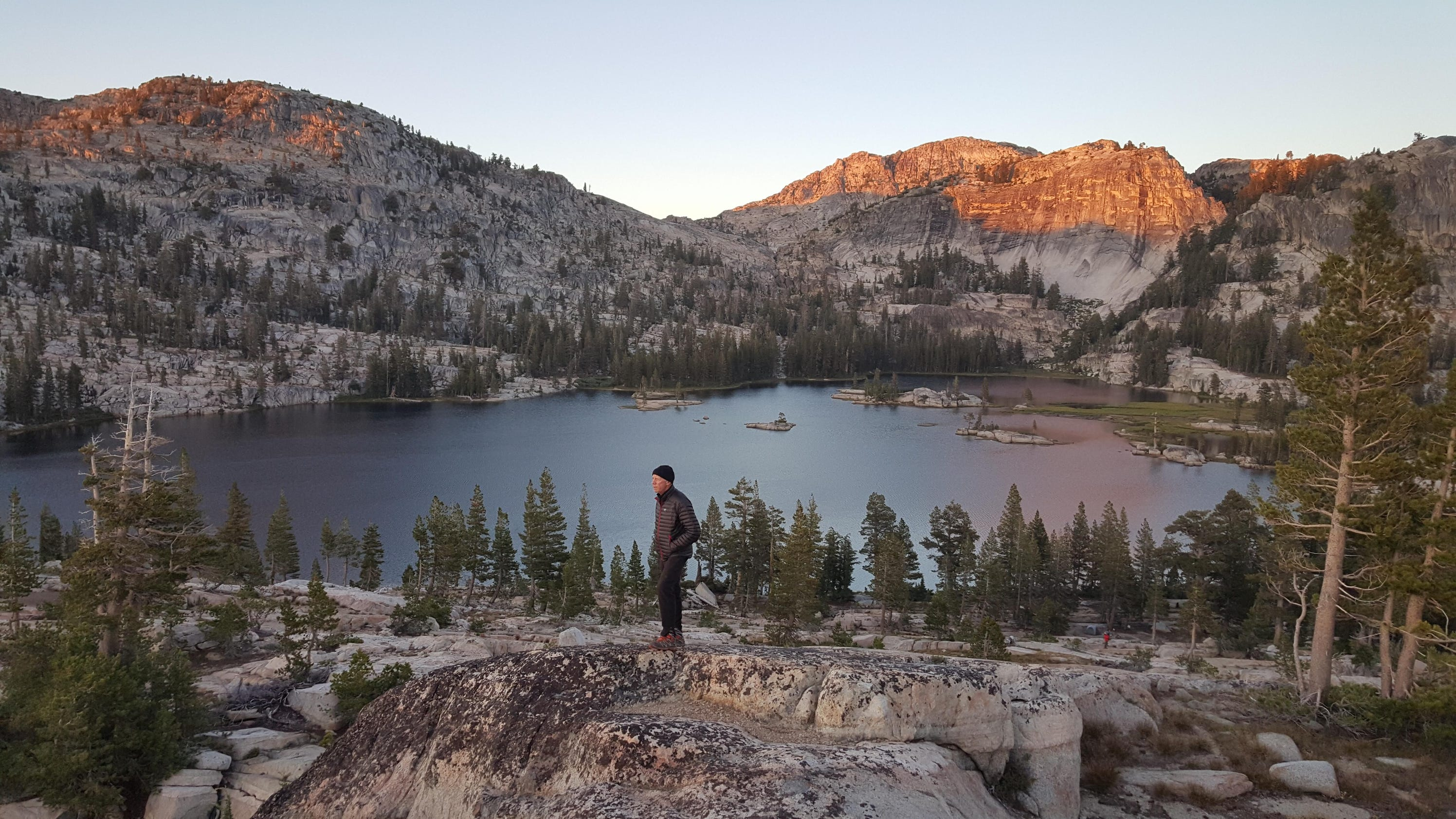 We found the best camping spot in the sierra nevada for Sierra nevada cabine
