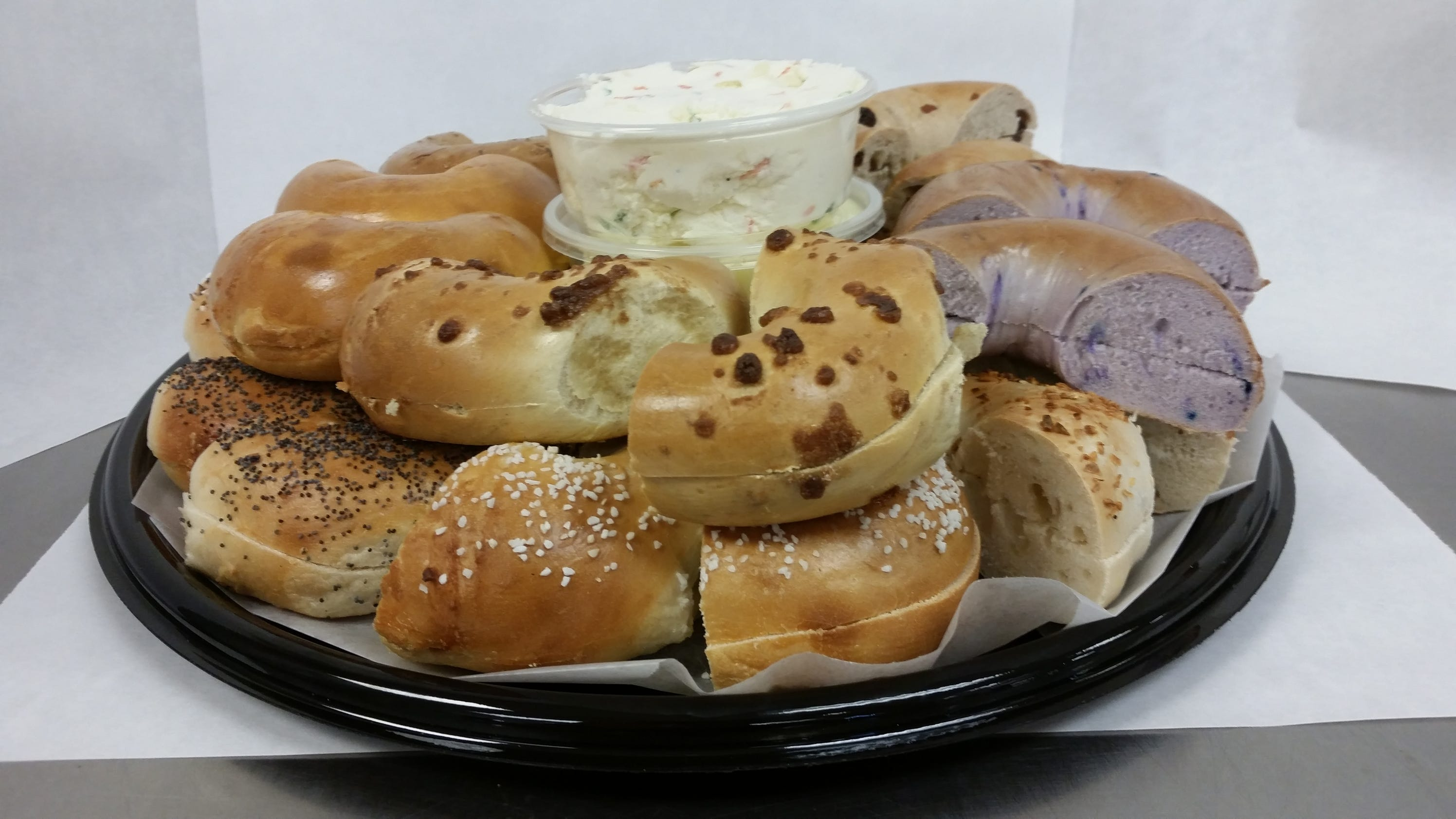 plain bagel toppings with 70760368 on List 6362825 finger Food Party Ideas Teens also Foods You Need To Eat This Year 2016 9 moreover Wedding Reception Ideas together with Air Fryer Bagel Pizzas further A New Jersey Shop Selling Flamin Hot CHEETOS Bagel.
