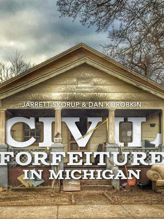 Civil forfeiture cover