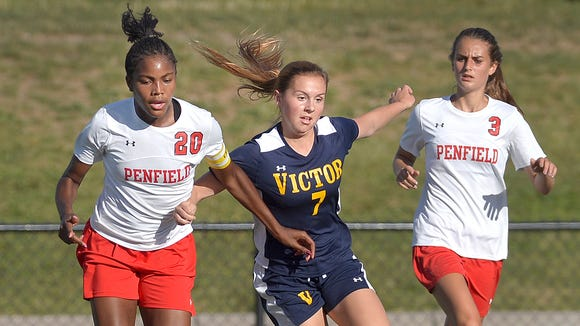 Some local girls soccer players have been faced this year with the same decision boys have had for five years. Should they stay with their school team or try the U.S. Soccer Development Academy?