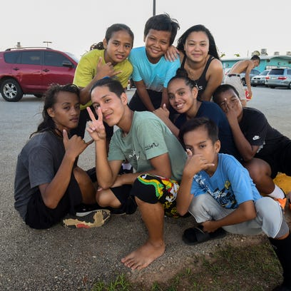 Track star inspires youth to a life of sports