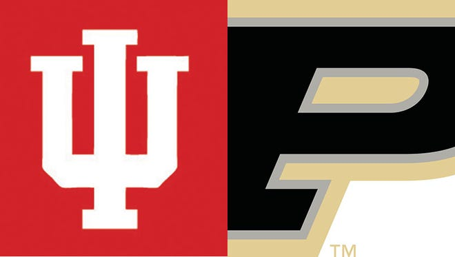 Indiana and Purdue