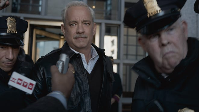 """Tom Hanks plays  Capt. Chesley """"Sully"""" Sullenberger in """"Sully."""""""