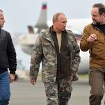 Russia's Putin suspends weapons-grade plutonium deal with U.S.