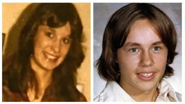 Victims Melisa Gregory, left, and Steven Fisher.