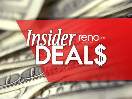 Insider deals