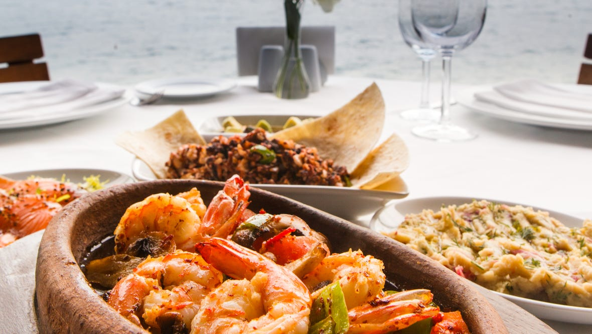 Experience food and wine usa today travel for A taste of turkish cuisine