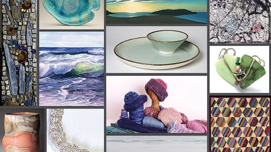 The Cape Ann Artisans Studio Tour will take place Oct. 10 and 11, 10 a.m. to 5 p.m. Appointments are encouraged.