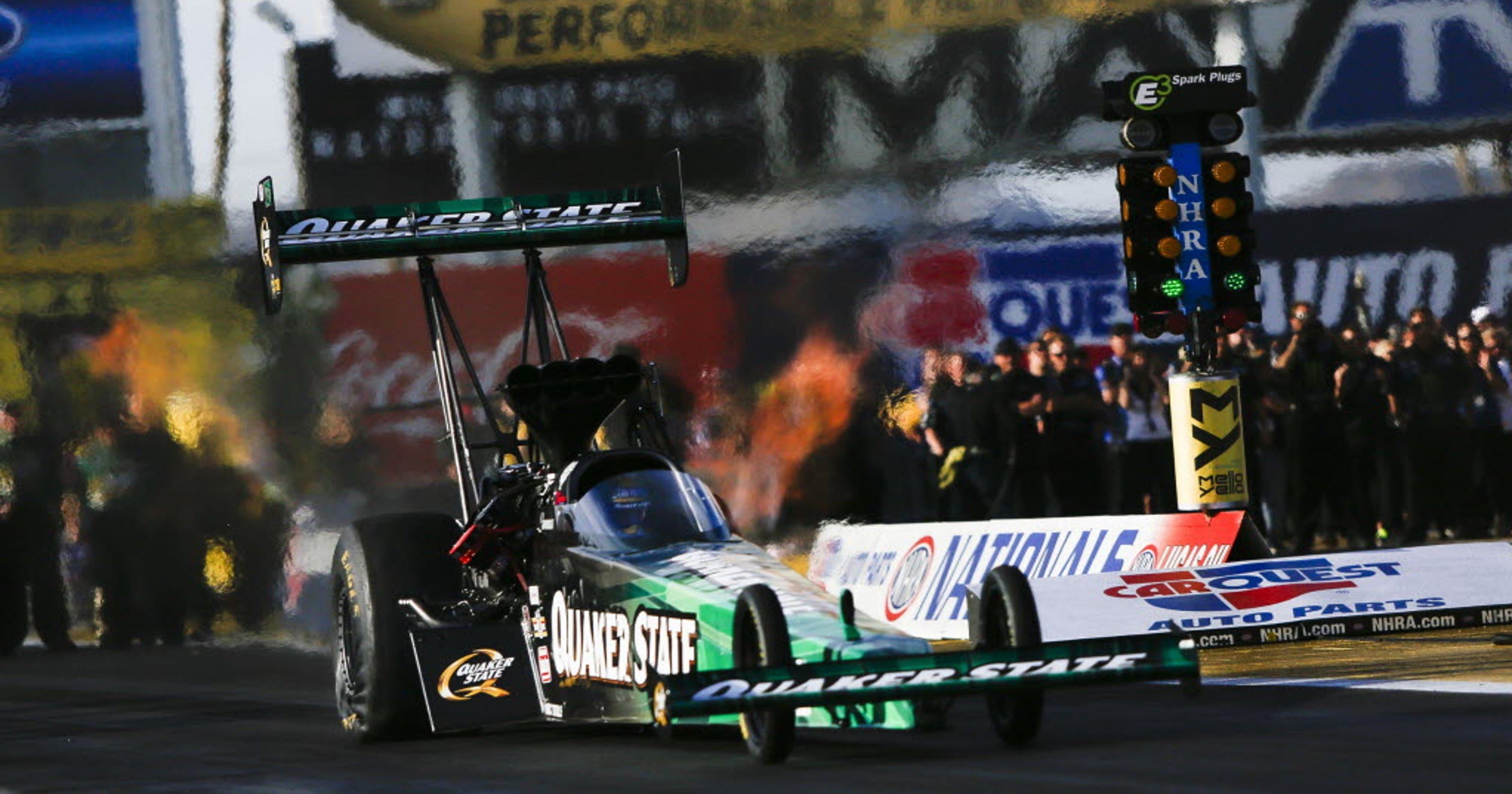 Fox Sports Releases 2018 Nhra Drag Racing Tv Schedule