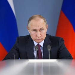 U.S. sanctions on Russia cite 2016 election interference — but remain largely symbolic