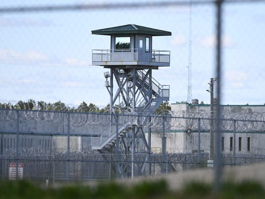 Lee Correctional Institution on Monday, April 16, 2018