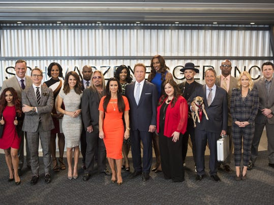 TV-New Celebrity Apprentice