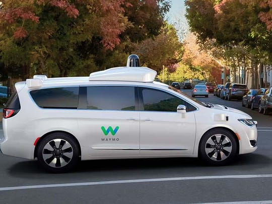 Fiat Chrysler has an agreement to supply thousands of Chrysler Pacifica Hybrid minivans to Waymo to support a driverless ride-hailing service.