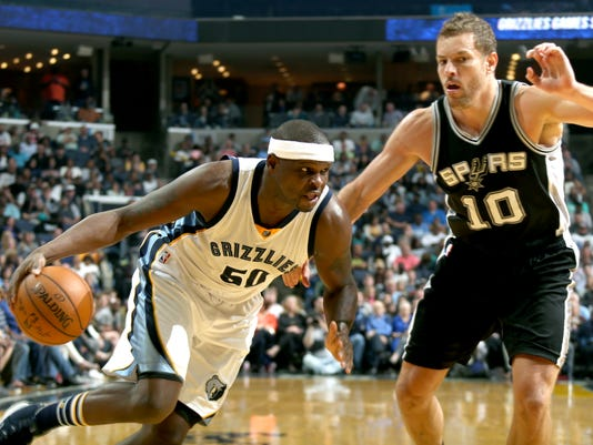 Grizzlies Spurs