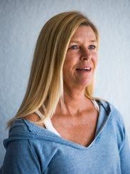 Lisa Dimond poses for a portrait on Thursday, Dec.