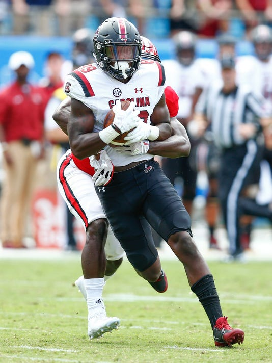 NCAA Football: South Carolina at North Carolina State