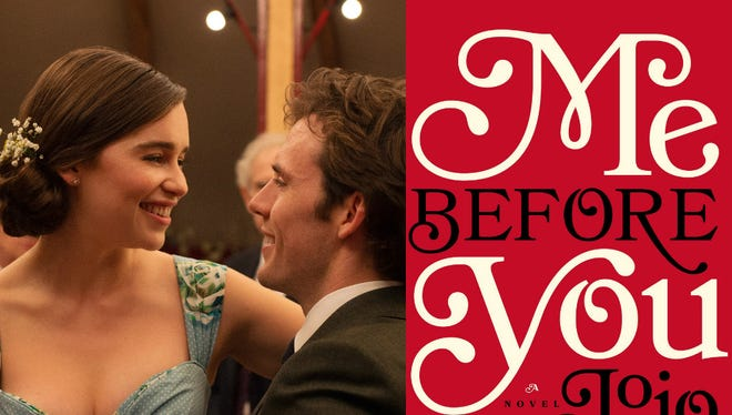 There aren't very big differences between the book and movie version of 'Me Before You,' aside from the fact that the book is longer.
