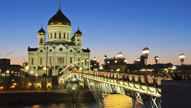 A $420 round-trip ticket from Dallas to Moscow was initially offered by  Lufthansa, but other airlines matched the price.