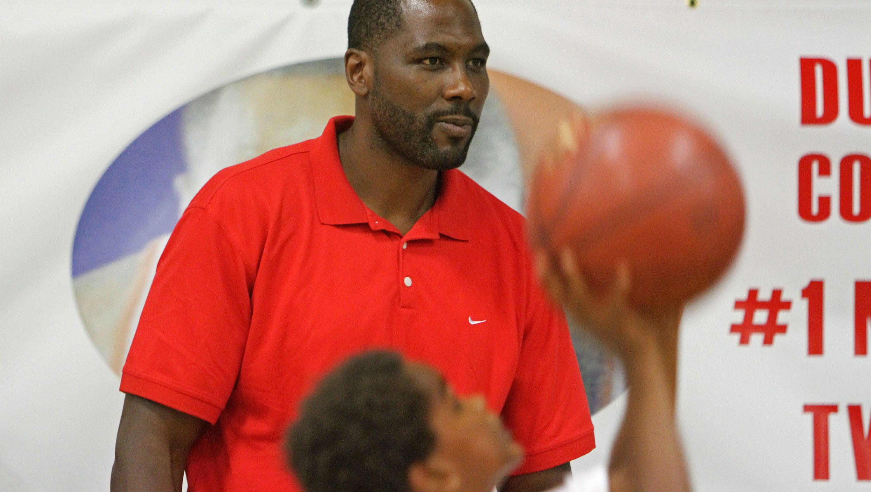 Elton Brand unsure about NBA future at Peekskill event