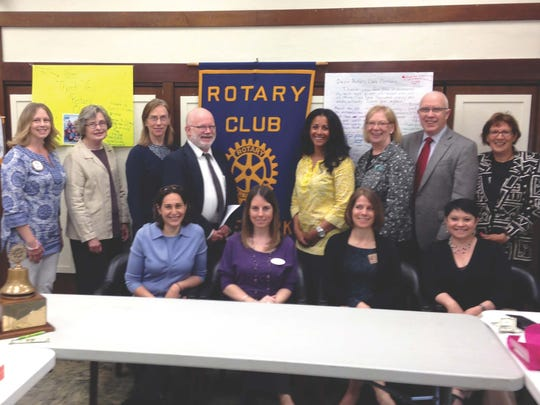 HP Rotary Giving Breakfast