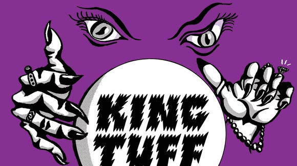 "King Tuff, ""Black Moon Spell"""