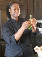 Hardette Harris will be the chef for the Shreveport Reconciliation Dinner in August.
