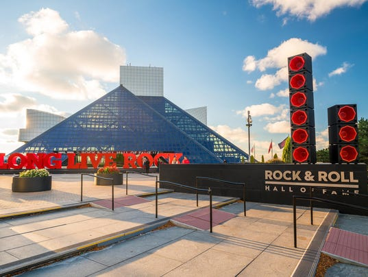 Rock hall welcomes fans to Cleveland for induction ceremony, more events