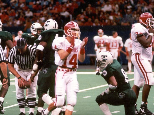 Some of Brandon Stokley's greatest collegiate games and catches were made against Tulane in the Louisiana Superdome.