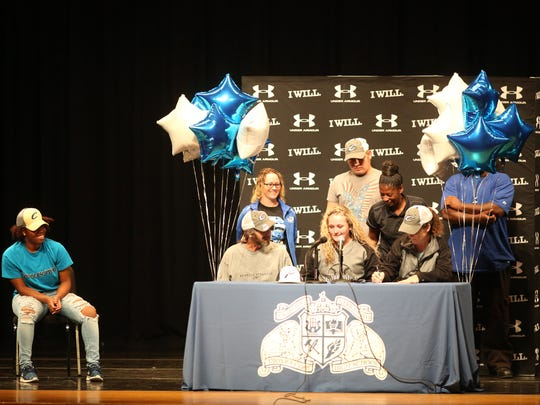 Godby softball player Madison Gorman signs with Chipola Junior College, last year's JUCO national champion.