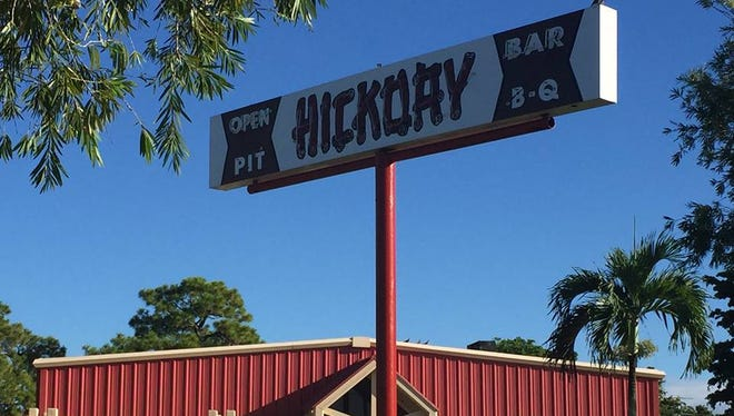 Hickory Bar-B-Q has been in south Fort Myers for more than 60 years.