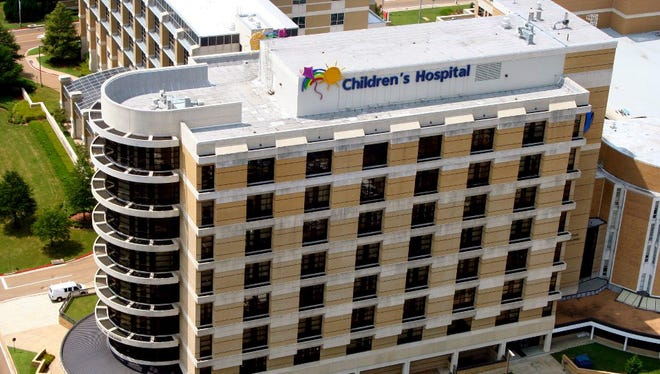 A $100 million campaign is underway for Batson Children's Hospital. Joe and Kathy Sanderson are leading the drive with a personal gift of $10 million.