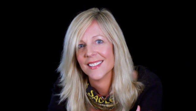 Molly Sheridan, creator of Desert Sky Adventures.