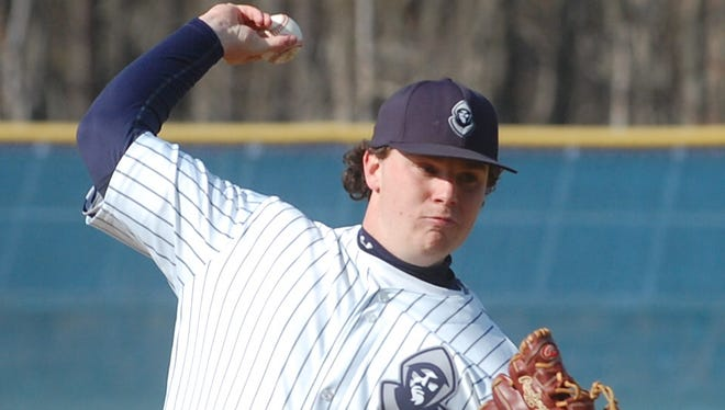 Kris Morgenweck struck out nine and scattered four hits as St. Augustine defeated Atlantic City on Friday.