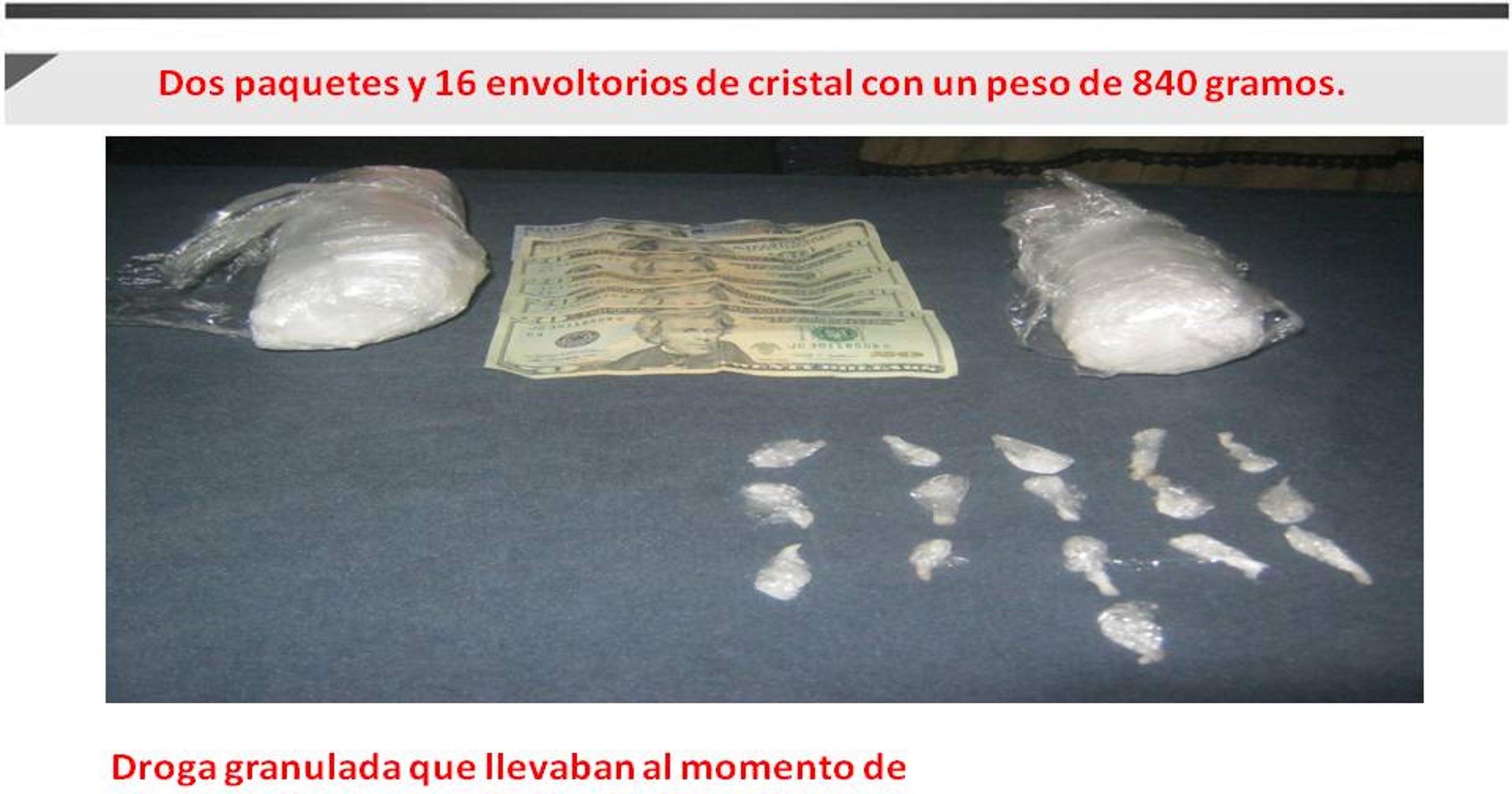 U.S. girls arrested in Juárez over crystal meth