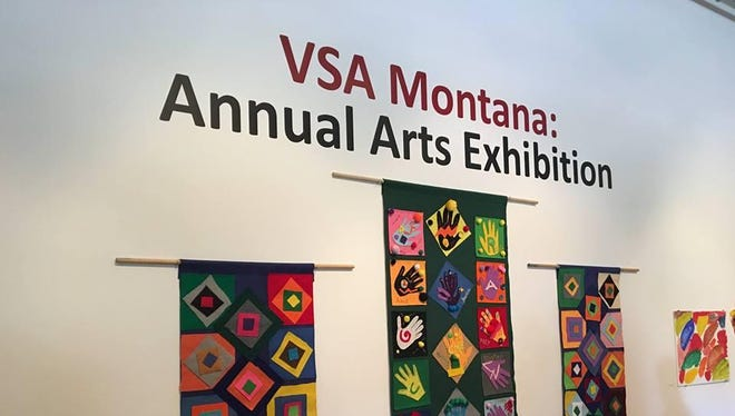 The VSA Montana Annual Arts Exhibition is on display through July 20 at the Paris Gibson Square Museum of Art.