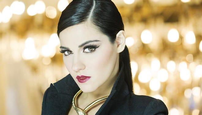 Maite se da un break como actriz, para desarrollar su carrera como cantante.