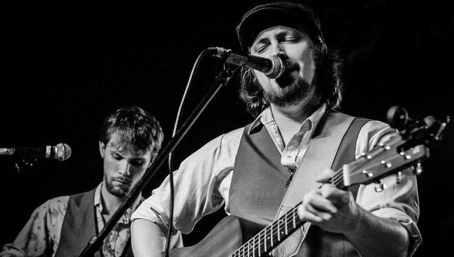 Independent Thieves perform Saturday at Harrison's Landing.