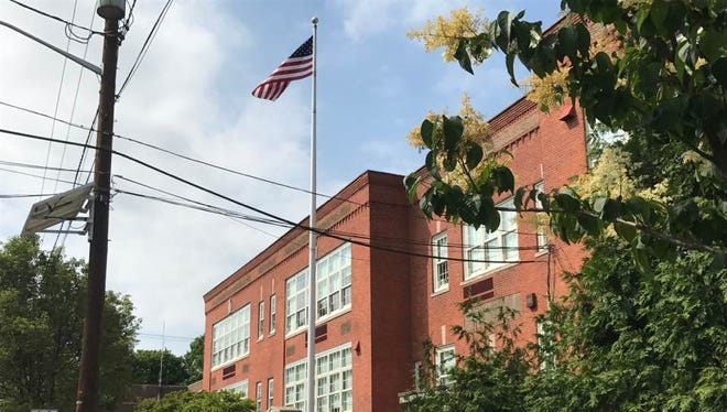 Parents spoke at a recent Prospect Park Board of Education meeting about their concerns at School No. 1.