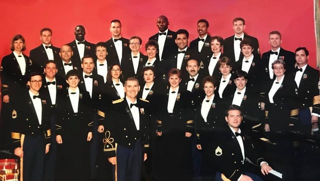 The United States Army Field Band and Soldiers' Chorus will perform at 7:30 p.m. Monday, March 12, at the auditorium of Eau Gallie High School.