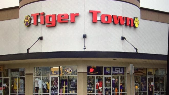 Tiger Town in Shreveport, which catered to LSU fans, will soon close.