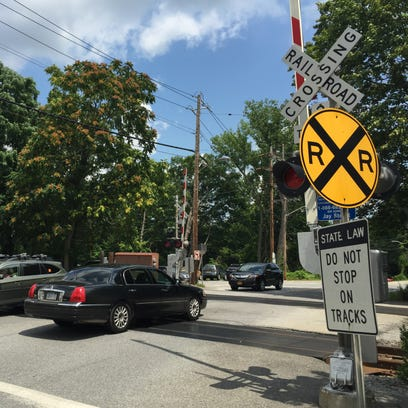 Cameras one day could be part of railroad grade crossings