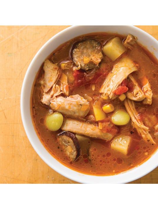 America Test Kitchen Brunswick Stew