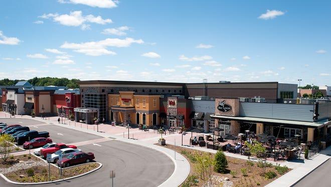 The Mall at Greece Ridge