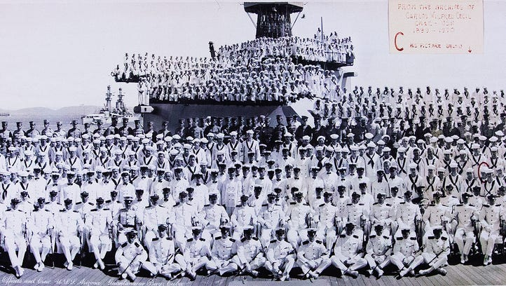 Arizona and the USS Arizona: A landlocked state and its devotion to a Navy ship