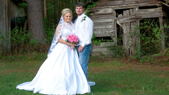 Mr. and Mrs. Tyler A. Cloud
