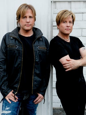 Matthew and Gunnar Nelson pay tribute to their father this weekend in 'Ricky Nelson Remembered' at the Borgata.