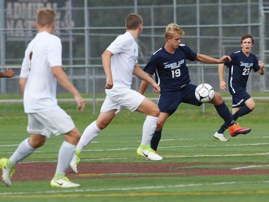 Boys soccer: Arlington v. John Jay