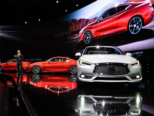 Infiniti Q60 Offers Bold Lines Performance